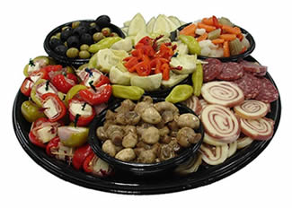 Mixed Cold Antipasto
