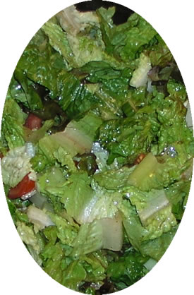 talian Green Holiday Salad
