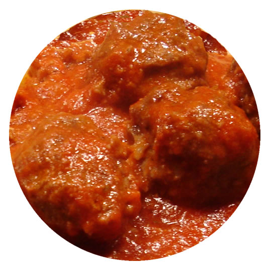 Old Fashioned Meatballs