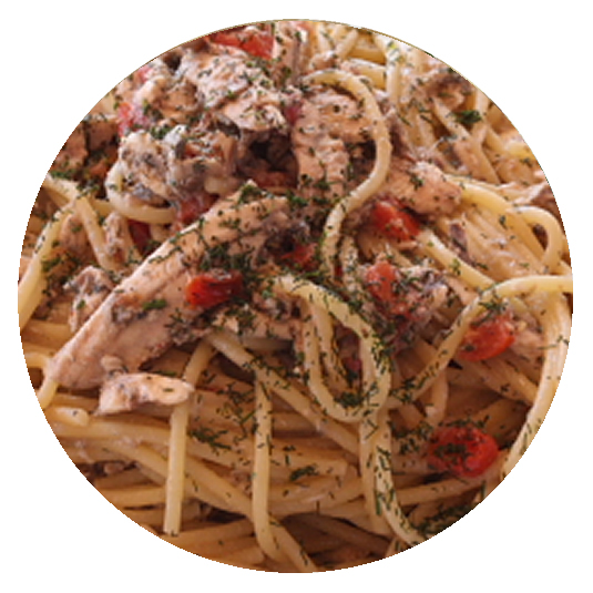 Fennel and Anchovies Pasta