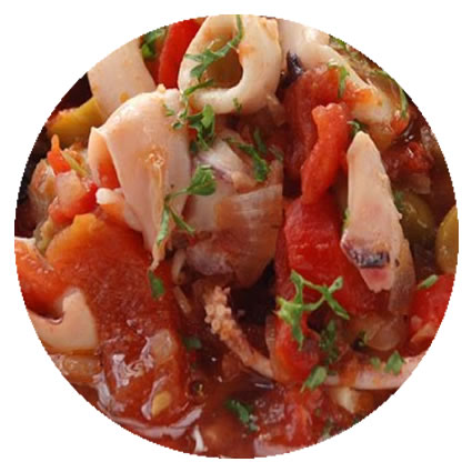 Squid Stew