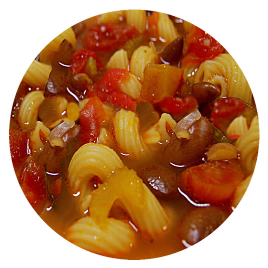 Pasta and Fagiola Soup