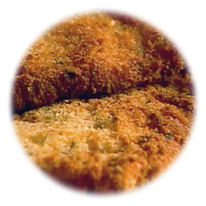Milanese Veal (breaded) - Scaloppine A la Milanese